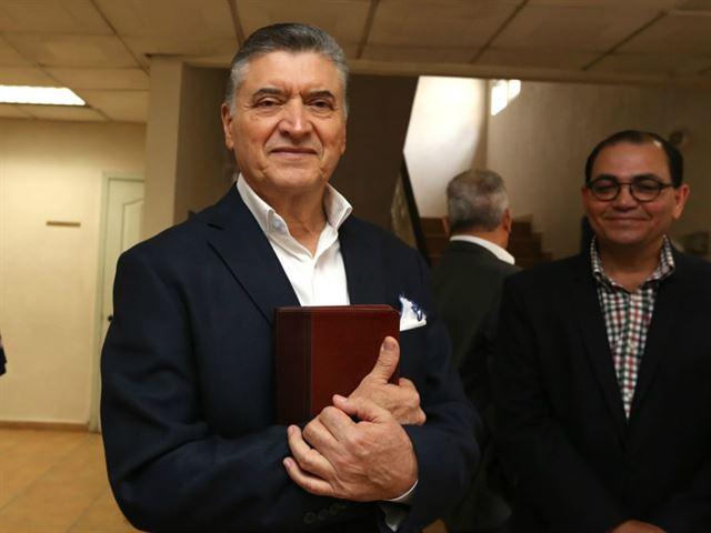 Consejo, Inspiración y Victoria with Evelio Reyes