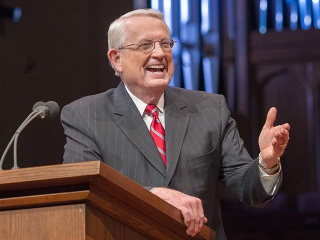 Insight for Living with Chuck Swindoll