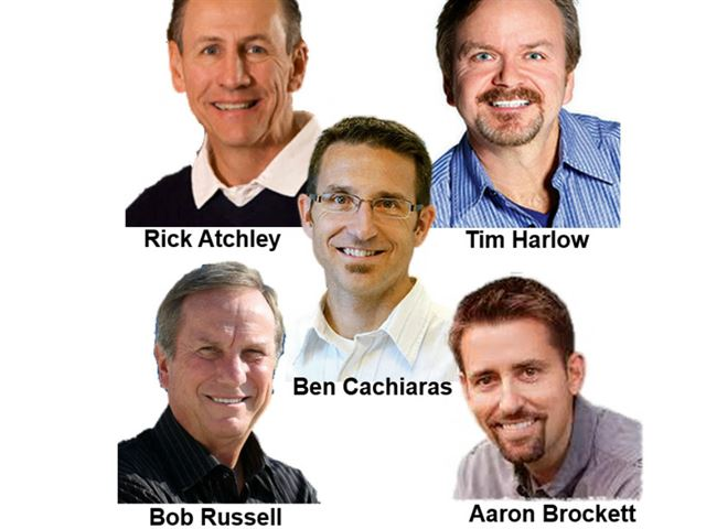 The Christians' Hour with Bob Russell, Tim Harlow, Rick Atchley, Ben Cachiaras, and Aaron Brockett