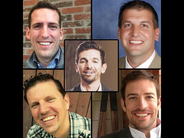 Your Time of Grace with Ben Blumer, Jon Enter, Jared Oldenburg, David Scharf, Mike Novotny