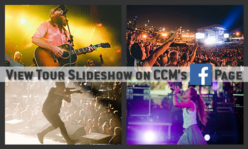 Crowder, Trip Lee, Lauren Daigle, CCM Magazine - image