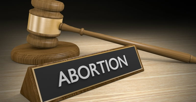 Is Pro-life Legislation 'a Form of Slavery'?