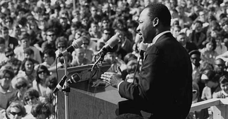 Did You Know Martin Luther King Jr. Prayed at a Billy Graham Crusade?