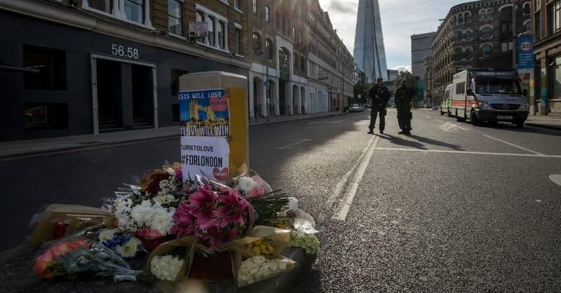 Police Identify Suspects in London Bridge Attack, ISIS Claims Responsibility